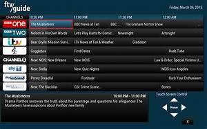 Integrate Ftv Epg Guide With Ntv For Uk Tv On Kodi Xbmc