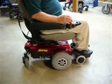 Jazzy Power Chair Problems by Pride Mobility Electric Wheelchair Power Motors Joystic