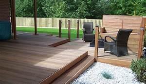 Nettoyer Dalle Terrasse : javel terrasse bois ~ Dallasstarsshop.com Idées de Décoration