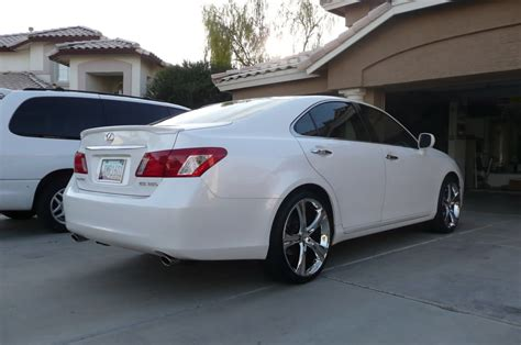 2007 lexus es 350 with rims google search urban cars