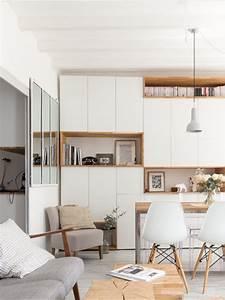 Planche Bureau Ikea : planche bureau ikea le bureau diy ikea de belle ginette ~ Dallasstarsshop.com Idées de Décoration