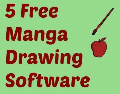 manga drawing software  manga drawing