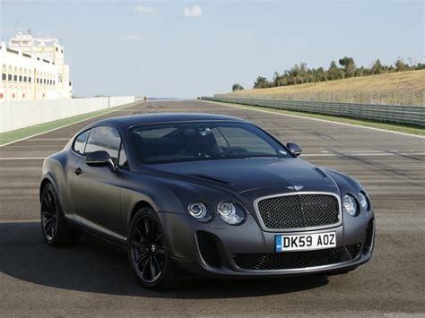 Cars Library Bentley Continental Supersports 2018