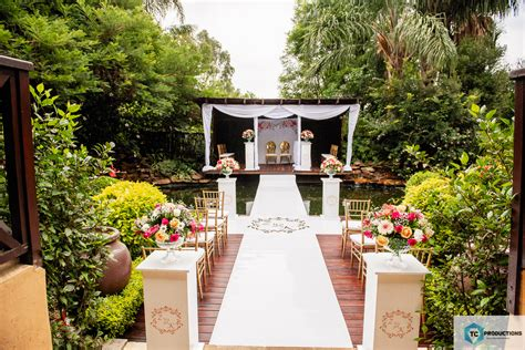 garden venue jhb weddings receptions conferences