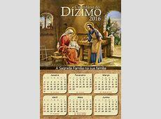 Calendários Dízimo Católico