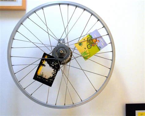 upcycling ideen mit fahrradteilen neues leben fuers