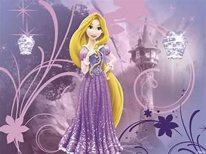 Disney Princess - Rapunzel - Wall Mural & Photo Wallpaper ...