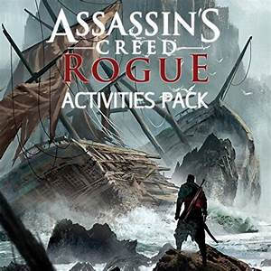 Amazon.com: Assassin's Creed Rogue- PlayStation 3: Ubisoft ...