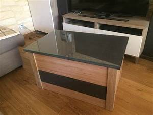 Table Basse Multifonction : table basse multifonction ~ Premium-room.com Idées de Décoration