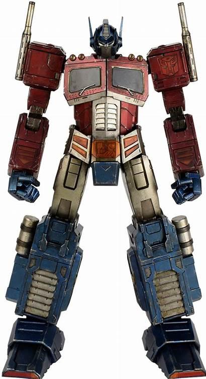 Optimus Prime Transformers Classic Figure Collectible Edition