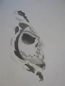 Jack Nightmare Before Christmas Drawing | www.imgkid.com ...