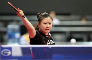 Top 10 Female Table Tennis Players in the World
