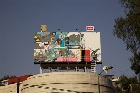 billboard turned   artist residency pop  city