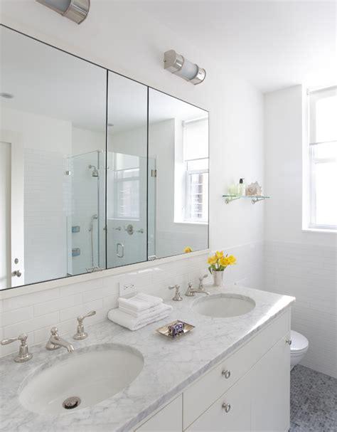 Medicine Cabinets With Mirror Bathroom Contemporary With