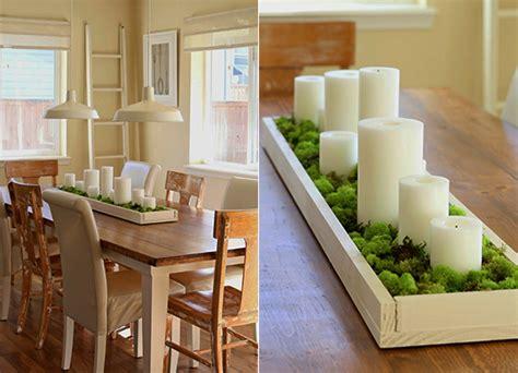 tischdeko mit kerzen fr 252 hlingsdeko basteln 30 bastel und dekoideen freshouse