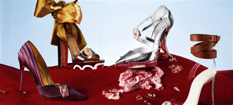 siege louboutin christian louboutin teams up with wars for these