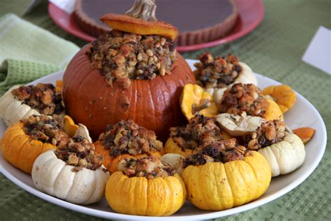 Thanksgiving Stuffed Mini Pumpkins My Well Seasoned Life
