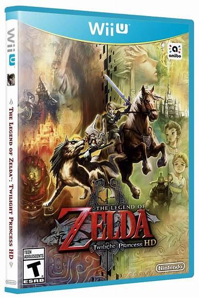 Princess Twilight Zelda Legend Box Games Launchbox