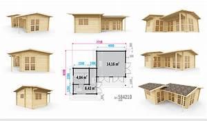 Gartenhaus Sauna Kombination : gartenh user gartenh user 58 mm gartenhaus mit sauna 584210 770x630cm 58mm ~ Whattoseeinmadrid.com Haus und Dekorationen