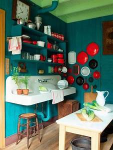 paint color portfolio teal kitchens With kitchen colors with white cabinets with american flag outdoor wall art
