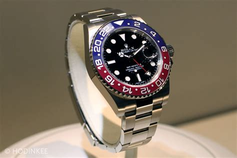 Your First Look At The New Rolex GMT-Master II In White ...