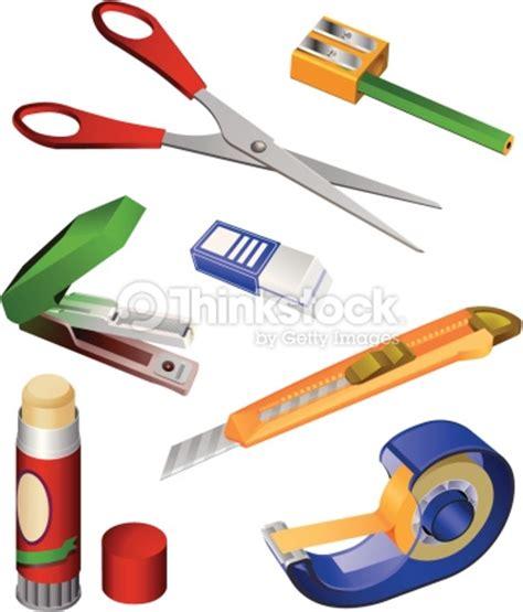 outils de bureau outils de bureau clipart vectoriel thinkstock