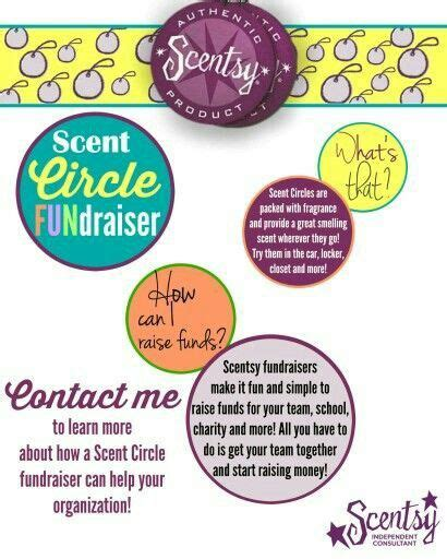 great    lots  money scentsy scent circle