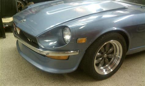 Datsun 240z Front Bumper by Datsun 240z Restoration And Modification Part 13