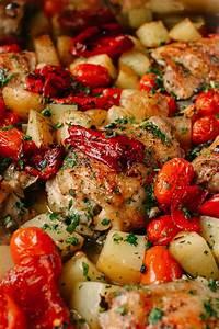 mediterranean chicken thighs recipe mediterranean