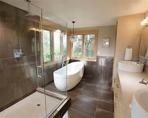 deco salle de bain zen et nature exemples d39amenagements With photo salle de bain zen et nature