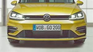 Golf 7 R Line : 2017 volkswagen golf 7 facelift vw golf r line interior and exterior design youtube ~ Medecine-chirurgie-esthetiques.com Avis de Voitures