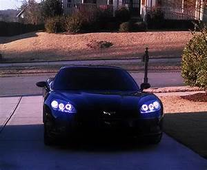 C6 Corvette How To Install Halo Angel Eyes