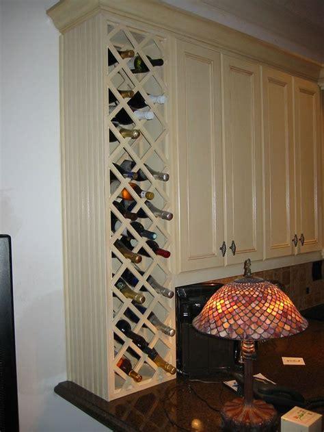kitchen wine rack kitchen cabinet wine rack kitchen wine rack wine storage diy