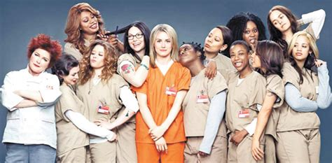 18 Times The Orange Is The New Black Cast Gave Us Best