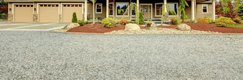crushed granite driveway crushed granite driveways the pros and cons