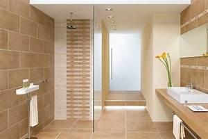 galerie bad badezimmer badideen villeroy boch With markise balkon mit tapeten und stoffe im gleichen muster