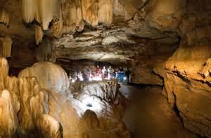 Caverns at Lake of Ozarks Missouri