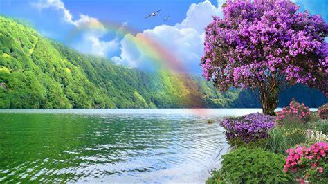 Animated Rainbow Wallpaper - rainbow hd wallpapers