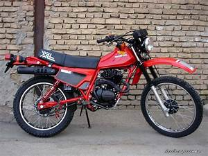 Honda Xl 125 : 1981 honda xl 125 picture 1720320 ~ Medecine-chirurgie-esthetiques.com Avis de Voitures