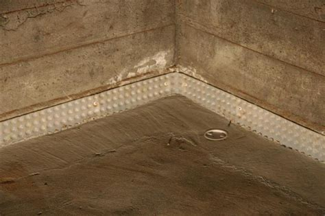 System French Drain Basement Ideas — Berg San Decor