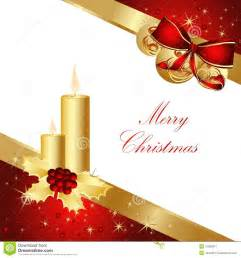 Free Merry Christmas Gold Background