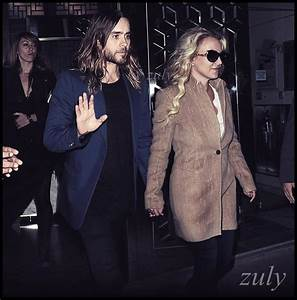 Jared Leto and Britney Spears by Zuly86 on DeviantArt