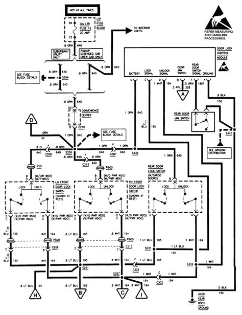 Wiring Diagram For 1995 Chevy Silverado by 2004 Chevy Silverado Instrument Cluster Wiring Diagram