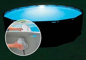 Lumiere Piscine Hors Sol : spot piscine intex magnetic led pour piscine hors sol ~ Dailycaller-alerts.com Idées de Décoration