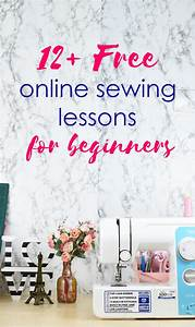 TOP 12 Free Online Basic Sewing Classes for Beginners-Sew ...