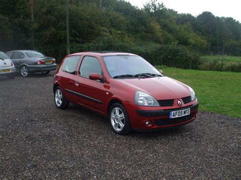 clio 1 2 16v besoin 28 images used 2002 renault clio 1