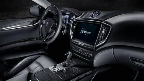 maserati sports car interior 2018 maserati ghibli gransport 4k interior wallpaper hd