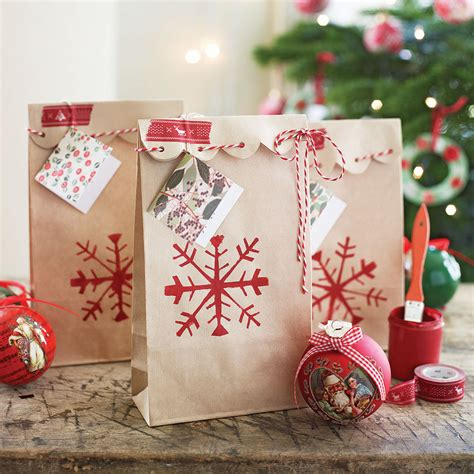 gift wrapping ideas for christmas presents with style