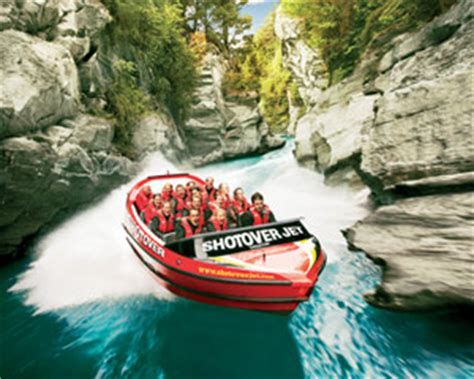 Jet Boat In Queenstown by Jet Boating Shotover Jet Boat Shotover Nz Adrenaline