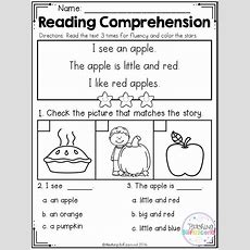 17 Best Ideas About 2nd Grade Reading Comprehension On